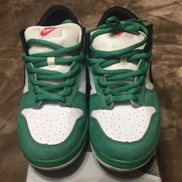 online retailer d41d0 48530 Heineken Nike Low Dunk sb size 9.5